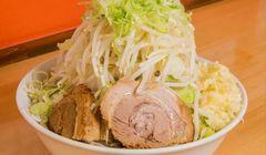 Kebahagiaan Super Besar dari Kenikmatan Porsi Besar Chibakara Koriyama-ten