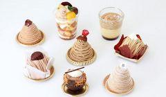 """Doyan Manis? Ini Kue """"Mont Blanc"""" Rekomendasi di Fukuoka Jepang"""