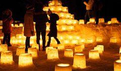 Ide Liburan Musim Dingin di Sapporo, Melihat Lentera Salju yang Warnai Kuil Jozankei