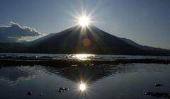 "Misteri ""Diamond Fuji"", Menikmati Pemandangan Gunung Fuji yang Tidak Biasa"