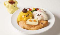 """Rayakan """"Valentine"""" bersama """"Pompompurin"""" yang Menggemaskan di Kafe Nagoya Ini!"""