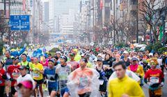 Tokyo Marathon, Ajang Olahraga nan Meriah Sebelum Olimpiade Tokyo