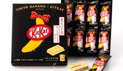 Ketika Tokyo Banana dan Kitkat Berkolaborasi, Apa Jadinya?