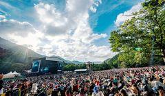 """Musim Panas di Jepang, Menikmati Festival Musik Dikelilingi Alam di """"FUJI ROCK FESTIVAL"""""""