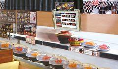Doyan Sushi? Wajib Mampir ke Kurasushi, Restoran Sushi yang Unik di Jepang