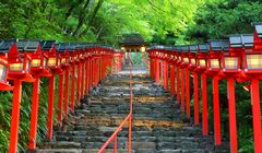 "Jalan-jalan ke Kyoto Pakai Kansai Thru Pass, Catat ""Itinerary"" Satu Hari Ini"