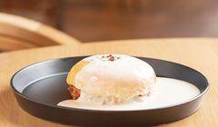 "Viral di Jepang, Telur Dadar ""Omo-raisu"" yang Berbentuk Bulat"