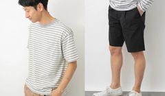 """Bergaya ala Pria Jepang, Contek Tren """"Fashion"""" Musim Panas Terkini Ini"""
