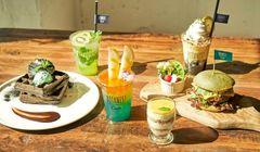 Nikmati Segarnya Menu Awal Musim Panas di BOTANIST café, Tokyo!
