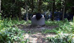 """Bikin Merinding! Hantu Sadako Jadi Nyata di """"Theme Park"""" Jepang Ini"""