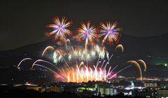 Musim Panas di Jepang, Saatnya Menonton Festival Kembang Api