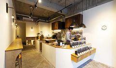 Kafe di Jepang Ini Menyangrai Kopi di Dalam Kedai. Aromanya Semerbak!