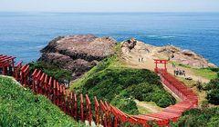 """Antimainstream"", 9 Tempat Jalan-jalan di Tsunoshima dan Shimonoseki, Prefektur Yamaguchi"