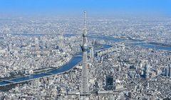 """Liburan Keluarga di Tokyo, Lihat Keseruan Acara """"Snoopy x Tokyo Skytree"""""""
