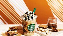 """Menu Terbaru Starbucks Jepang, Paduan """"Bitter Caramel"""" dan """"Smore""""!"""