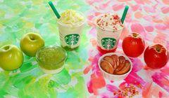 Menikmati Dua Kreasi Terbaru Starbuck Jepang