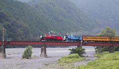 Kereta Thomas Ada di Dunia Nyata! Bisa Ditumpangi di Jepang