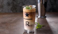 Starbucks Reserve Merilis Menu Baru, Espresso Rasa Mint