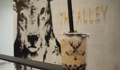 THE ALLEY Milk Tea Buka Cabang Pertama di Tokai Jepang