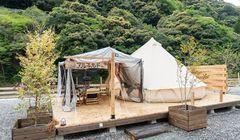 Rekomendasi Tempat Glamping di Jepang untuk Lepaskan Penat