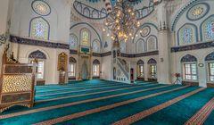 Pengalaman Menjelajahi Keindahan Masjid Tokyo Camii