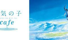 """Kafe Terinspirasi dari Film """"Weathering With You"""" Hadir di Jepang"""