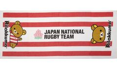 Aksesori Terbaru Tim Rugbi Jepang, Kolaborasi dengan Snoopy dan Hello Kitty!