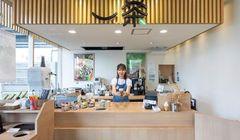 Toko-Toko Cantik di Fukuoka Terkenal dengan Teh Keju