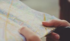 Cara Membaca Peta dan Papan Tanda di Jepang