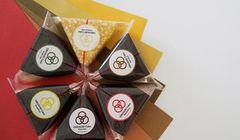 Kue Sponge Berbentuk Onigiri, Hadir Pertama Kali di Jepang