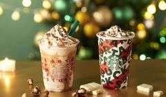 Minuman dan Barang Edisi Terbatas Musim Liburan di Starbucks Jepang