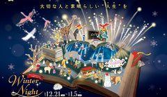 Liburan Musim Dingin di Jepang, Wajib Lihat Atraksi Seru Malam Hari di Adventure World
