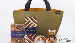 1 Januari 2020, Kamu bisa Beli Tas Lucu di Jaringan Kedai Kopi Tully's Coffee