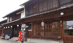 Kota Tua Kawaramachi Bakal Bikin Kamu Jatuh Cinta dengan Gifu