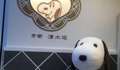 Penggemar Snoopy, Berburu Cokelat Snoopy di Dua Toko di Kyoto