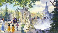 3 Wahana Terbaru di Tokyo Disneyland  Bakal Hadir pada 2020