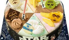 "Baskin Robbins Jepang Rilis ""Galaxy Palette"" untuk Penggemar Star Wars"
