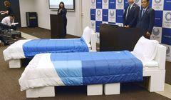 Unik, Atlet Bakal Tidur di Kardus Saat Olimpiade Tokyo 2020