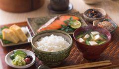 Seperti Apakah Sarapan khas Jepang? Tak Hanya Ikan