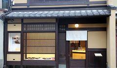 Gerai Cokelat di Kyoto Ini Padukan Cokelat dengan Toko Tradisional