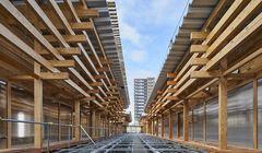 Kerennya Alun-alun Wisma Atlet untuk Olimpiade 2020 Tokyo