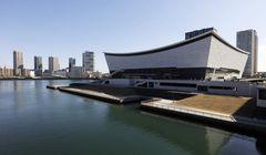 """Ariake Arena, """"Medan Perang Voli Olimpiade 2020"""", Dibuka untuk Umum"""