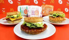 Burger Nasi Kini Bisa Kamu Nikmati di McDonald's Jepang