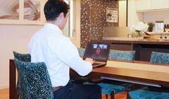 Dampak Virus Corona, Perusahaan Jepang Dorong Karyawan Bekerja Secara Remote