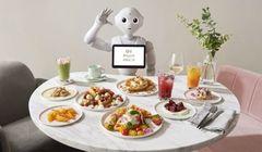 Restoran di Shibuya Ini Gunakan Robot untuk Layani Tamu
