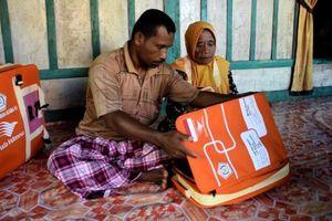 Tangis Haru Nenek Wa Musaani, Dukun Beranak yang Naik Haji Setelah Menabung 31 Tahun