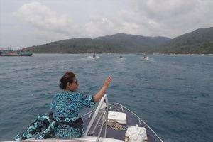 Menteri Susi Khawatir Laut Indonesia Lebih Banyak Sampah Plastik daripada Ikannya