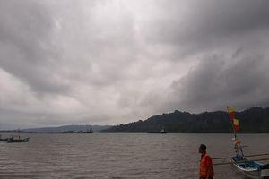 Hoaks, Pesan Viral soal Air Laut di Pesisir Cilacap Surut 20 Meter