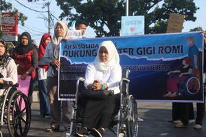 Kisah Dokter Gigi Romi, Gagal Jadi PNS karena Penyandang Disabilitas