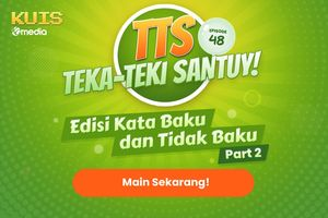 TTS - Teka Teki Santuy Edisi Istilah Kata